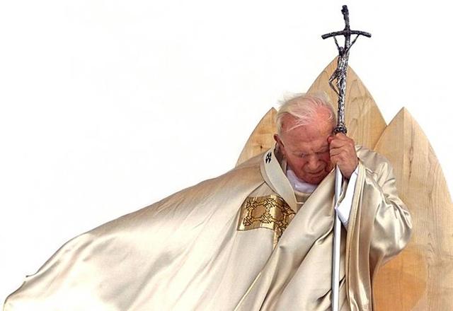 El Sumo Pontífice será venerado por miles de fieles, en un proceso de beatificación realizado en tiempo récord.   Foto: AFP.