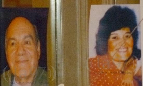 El Recuerdo. Delia Briz y Héctor Techeira
