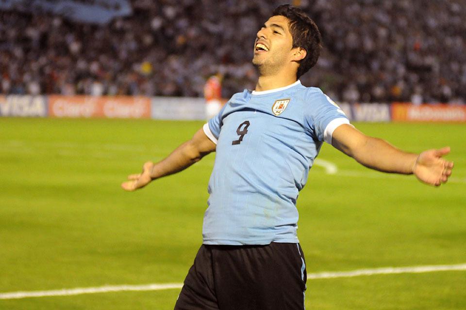 Suarez Uruguay 1