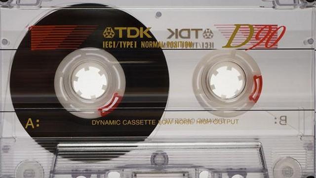 cassette TDK