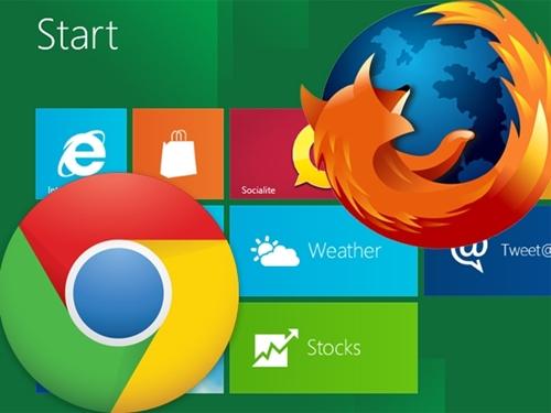 Mozilla Windows 8
