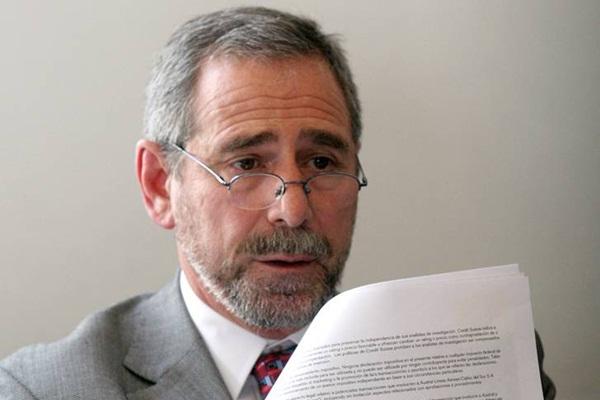 Ricardo Jaime está acusado de dádivas, administración fraudulenta y enriquecimiento ilícito.