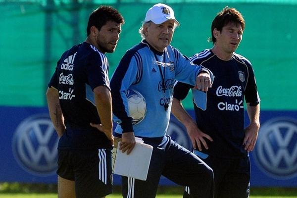 Messi es el capitán del equipo más allá de ser el mejor del mundo, aseguró Sabella..