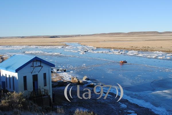 Por hielo en la toma baja presi n de agua la 97 for Toma de agua