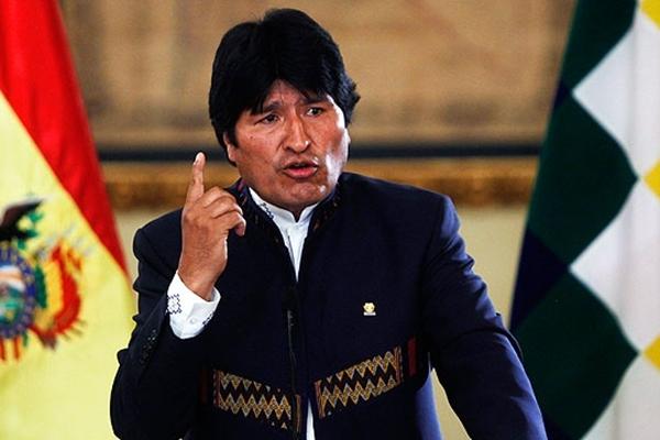 Morales evo