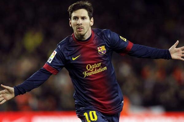 Messi gol AM