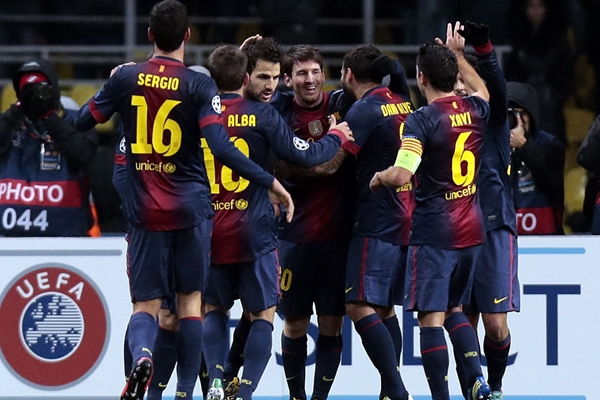 Messi record