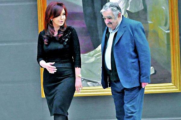 Mujica CFK