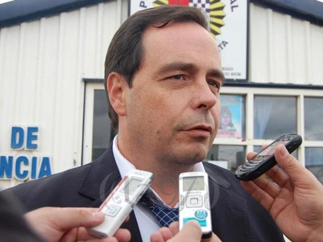Juez, Dr. Eduardo López.