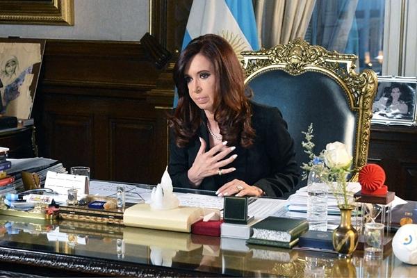 CFK Inundaciones