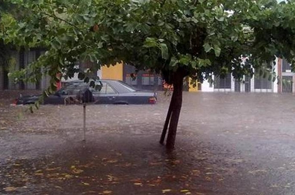 La plata inundacion