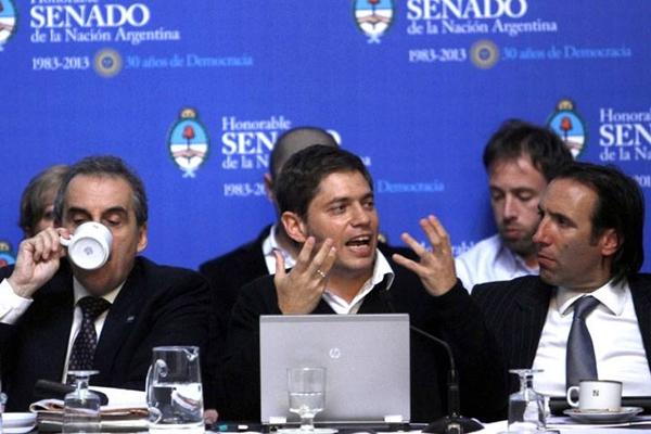 """El viceministro estimó que hay cerca de 200 mil millones de dólares en paraísos fiscales, pero pidió no """"poner en el paredón a miles de argentinos""""."""