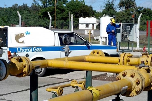 Litoral gas