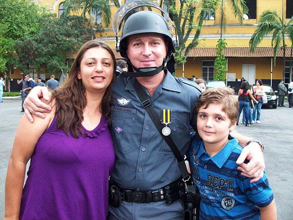 brasil asesinato de su familia
