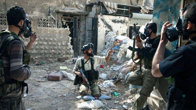 siria gass