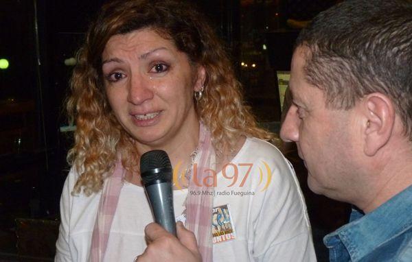 La mamá de Axel y la emoción de saber que el sueño de la operación en España será realidad.