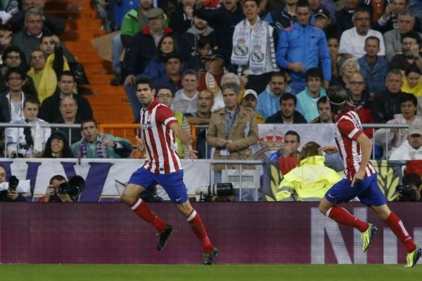 Diego Costa anotó el gol del triunfo.