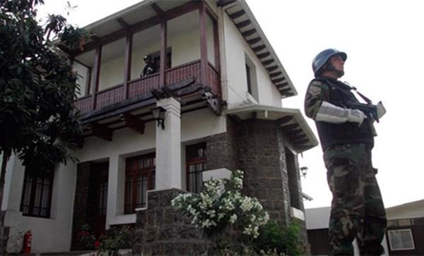 El penal Cordillera cuenta hasta con una piscina para los 10 represores alojados allí.