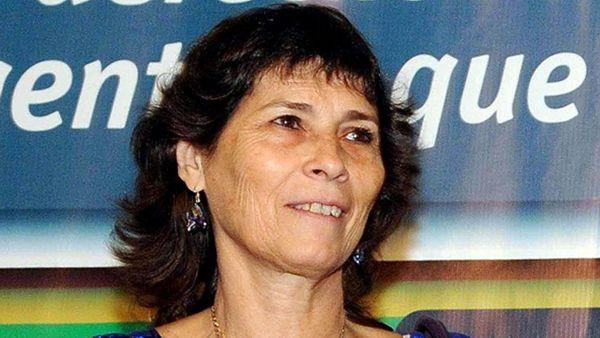 """María Lucila """"Pimpi"""" Colombo, subsecretaria de Defensa del Consumidor"""