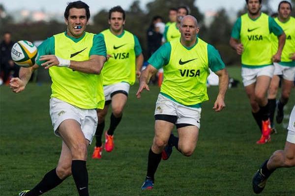 Tiesi y Felipe los centros para el choque ante Australia.