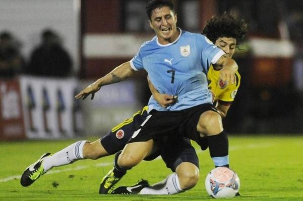 Uruguay Colombia 13