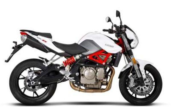 La moto Keeway Benelli RK de 600 cc será fabricada en Mar del Plata.