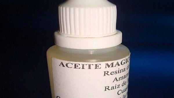 aceite magico