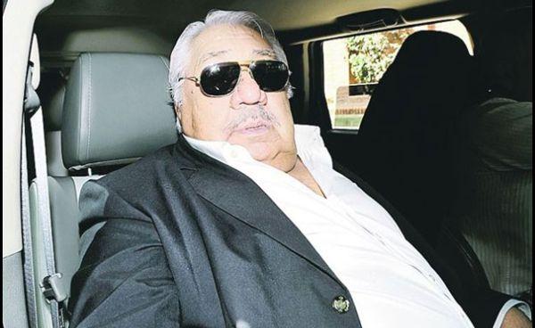 Oscar Lescano, dirigente de Luz y Fuerza por más de 30 años.