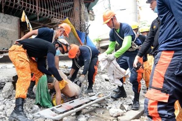 Filipinas sismo