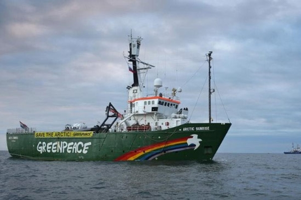 Greenpeace Artic