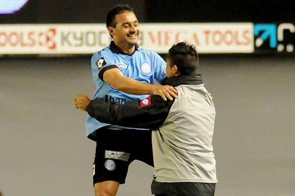 Pereyra Belgrano gol 13