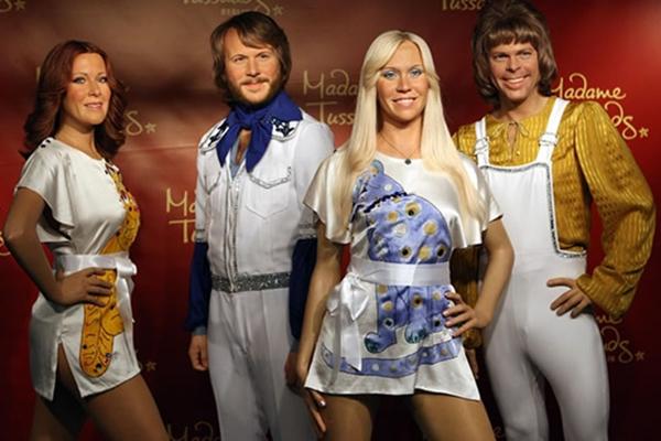 ABBA: en el top de los artistas con pronunciación difícil de entender.