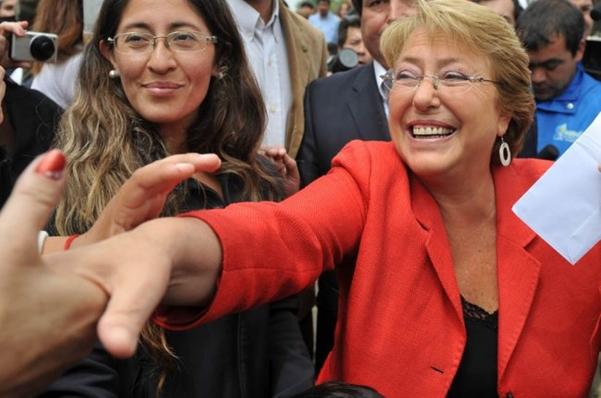 Bachelet archivo