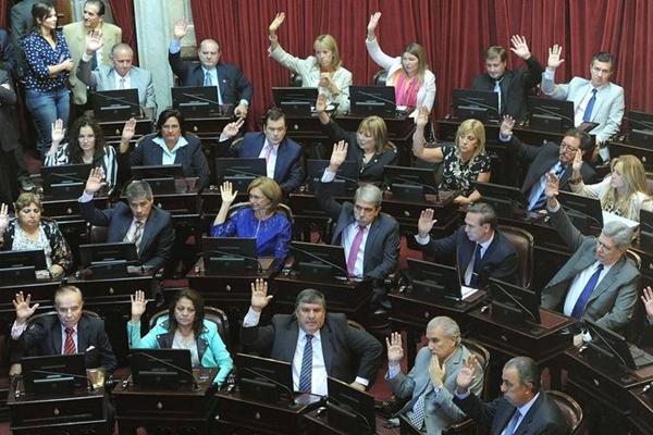 Senado afirmativo Zamora 14