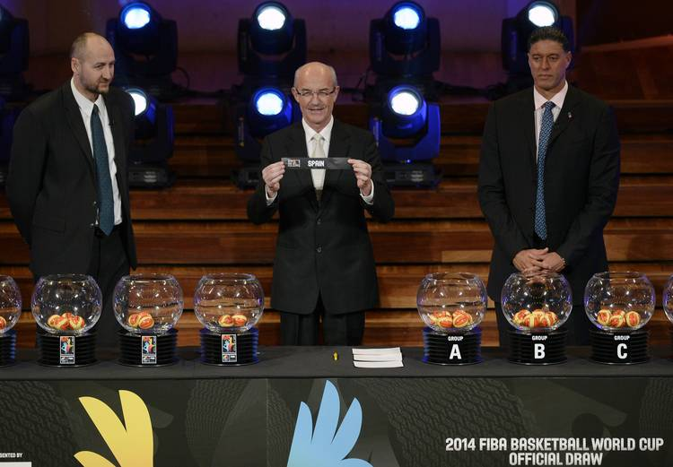 mundial basquety