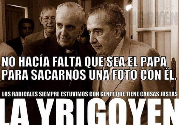 CFK DH radicalismo 1