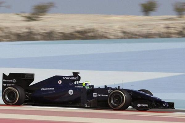 Massa F Williams 14