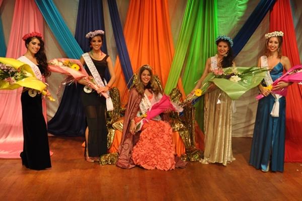 Reina Carnaval 14