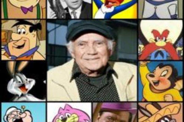 El Tata Arvizu entretuvo a generaciones enteras de niños como la voz de los Picapiedras, El Pájaro Loco, El Gato Félix, Mr. Magoo y Scooby Doo.