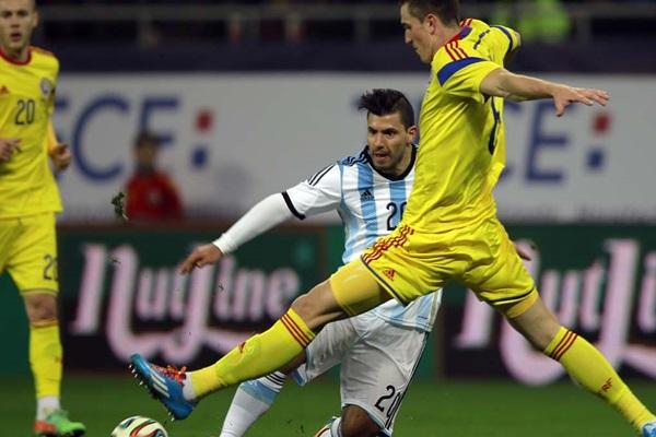 Romania Argentina Soccer