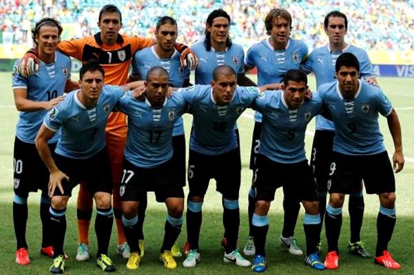 uruguay seleccion