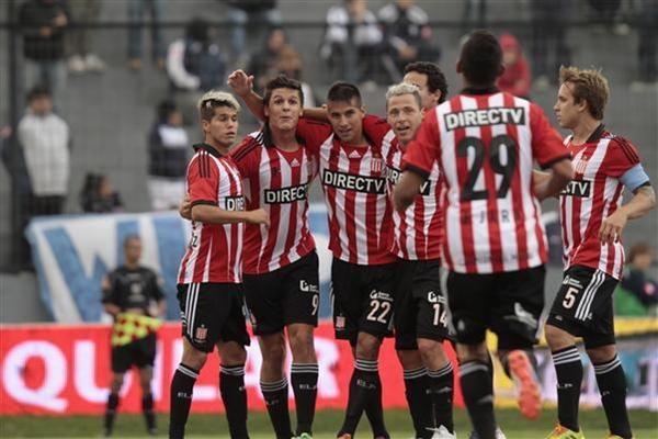 Estudiantes Quilmes 14