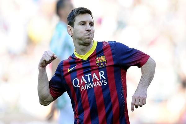 Messi 14