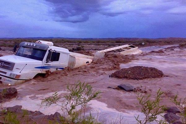 Neuquen inundaciones