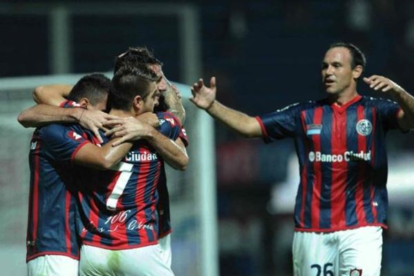San Lorenzo Arsenal 14