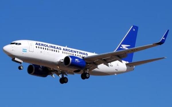 aerolineas avion