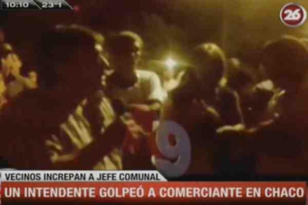 intendente golpeador_Chaco