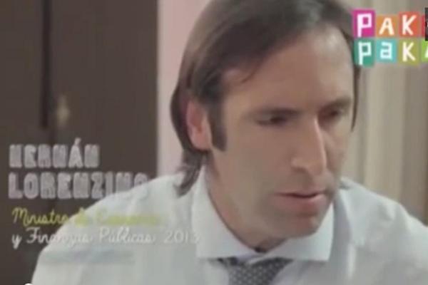 lorenzino paka paka